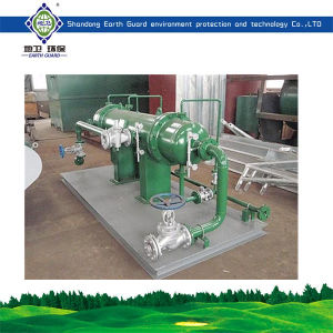 Rotational Flow Oil-Water Separator