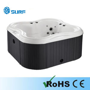 4 person portable hot tubs spa whirlpool in discount sf8a028 china 4 person hot tub spas - Whirlpool discount ...