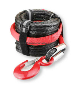 "1/4""X100′ Optima S Winch Line Rope in ATV &UTV pictures & photos"