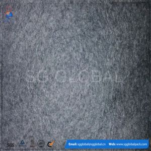 Black Polypropylene Needle Punched Geotextile Fabric pictures & photos
