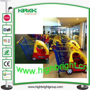 Plastic Shopping Mall Trolleys for Kids pictures & photos