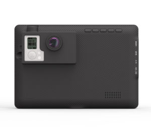 """7"""" Gopro X-Treme Sports Camera Monitor with Dual Rear Cover pictures & photos"""
