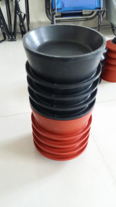 Non Rotating Bottom/Top Rubber Cementing Plug pictures & photos