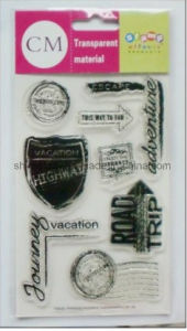 Unique Clear Stamp for Scrapbook and DIY Projects pictures & photos