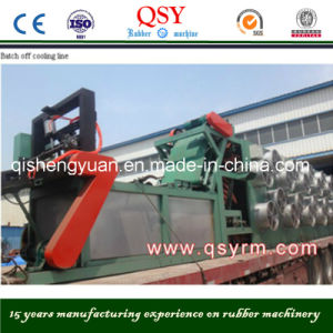 Batch off Cooling Line Machine of Rubber Sheet pictures & photos