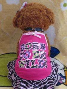 2014new Arrival Dog Clothing for Christmas Gifts Pet Products (C35)