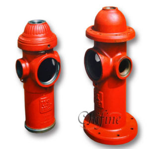 Ductile Iron Fire Hydrant Part with Sand Casting pictures & photos