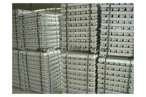 Aluminum Alloy Ingot ADC12 with Best Price pictures & photos