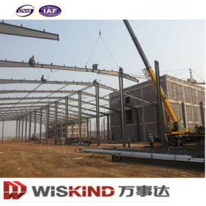 Prefab Light Steel Factory Warehouse Workshop Steel for Structure Building pictures & photos