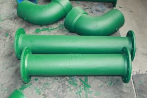 Ductile Iron Double Fanged Pipe pictures & photos