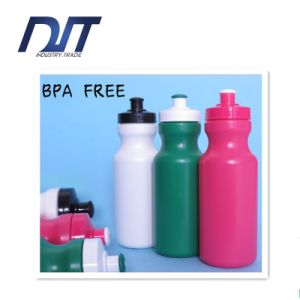 500ml BPA Free Sport Plastic Water Bottle Promotion Gift