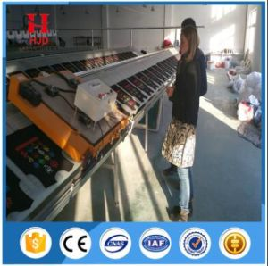Hjd-B3 Ready-Made Clothes Printing Table pictures & photos