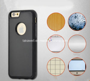 New Product PC+TPU Anti Gravity Phone Case Nano Magical Mobile Phone Cover for iPhone 5 6 Case pictures & photos