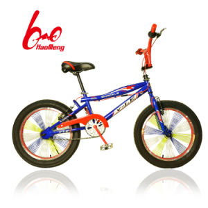 Aluminium Alloy BMX Bicycle with Variable Speed pictures & photos