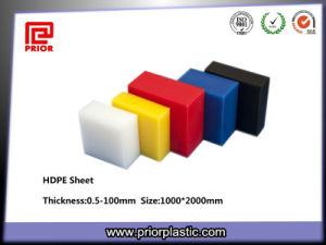 Engineering Plastic Polypropylene Color HDPE Sheets pictures & photos