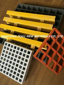 Durable and Stronger Fiberglass Grating for The Drainage