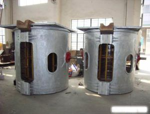 100kg Smelting Induction Furnace pictures & photos