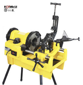 """High Quality 1/2""""-4"""" Electric Power Pipe Threader/Pipe Threading Machine (SQ100F) pictures & photos"""