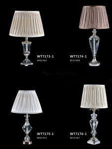 High Quality Hotel Home Office Classical Table Lamp (WT7112-1) pictures & photos
