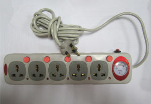 Electric Extension Socket No. 169 pictures & photos