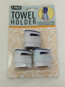 New Design Plastic Towel Bar Holder pictures & photos