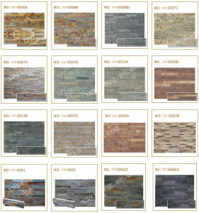 Stone Veneer/Wall Panel/Ledgestone/Wall Cladding Culture Stone pictures & photos