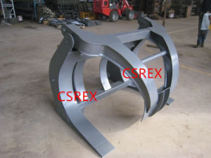 Loader/Tractor Timber Grasper for Wheel Loader Attachment pictures & photos