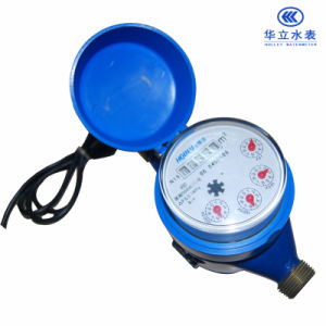 Remote Reading Prepaid Water Meter (LXS-15E~LXS-40E) pictures & photos