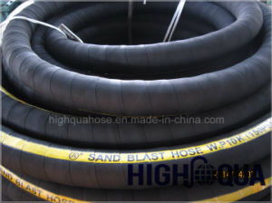Industria Heavy Duty Rubber Water Discharge Water Suction Hose pictures & photos
