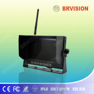Wireless Rearview System with LCD Monitor pictures & photos