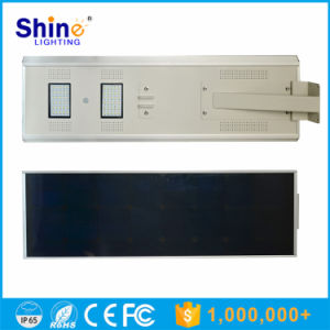 All in One Solar Power LED Motion Sensor Street Lamp Integrated Solar Street Lights 60W pictures & photos