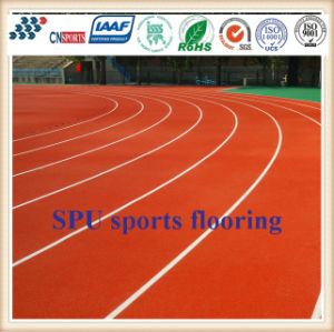 Cn-S01 Spu Sports Flooring with Iaaf Certificate pictures & photos