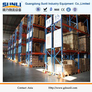 Q235 Steel Warehouse Heavy Duty Metal Storage Pallet Racking pictures & photos