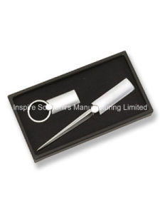 Business Desktop Gift with Keyring and Letter Opener (GL502) pictures & photos