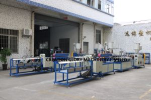 Single Screw Plastic Extruder Machine for Making PMMA Pipe pictures & photos