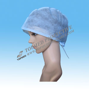 Disposable Nonwoven Doctor Cap with Tie on pictures & photos
