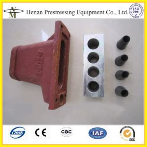 Cnm-Yjm Prestressed Flat Slab Anchor Head pictures & photos