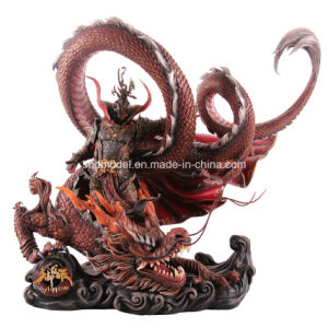 High-Quality Cartoon Resin Statue for Collectible (OEM) pictures & photos