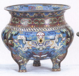 Cloisonne Vase pictures & photos