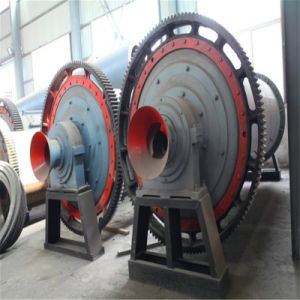 China Top Dry Type Grid Ball Mill for Gold Mining Plant pictures & photos