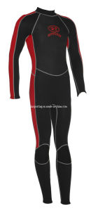 Women′s Long Sleeve Wetsuit (HXL0014) pictures & photos