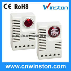 Small Compact Programmable Digital Room Electronic Thermostat with CE pictures & photos