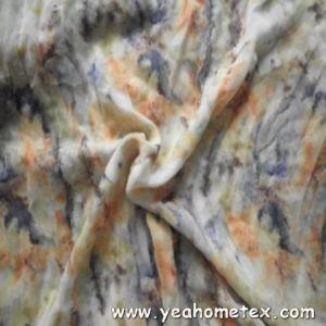 Poly Chiffon Fabric with Digital Printing Finish
