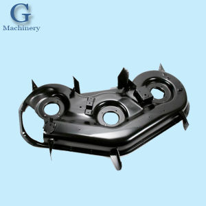 Factory Price Deep Drawing Parts for Lawn Tractor Mower Deck Housing pictures & photos