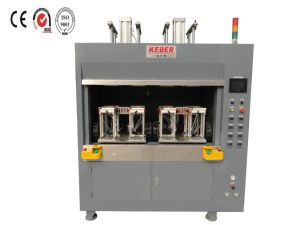Servo Motor Hot Plate Welding Machine for Plastic Bottles (No Standard model) pictures & photos