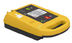Med-De-Aed7000-Plus Portable Biphasic Aed Defibrillator pictures & photos