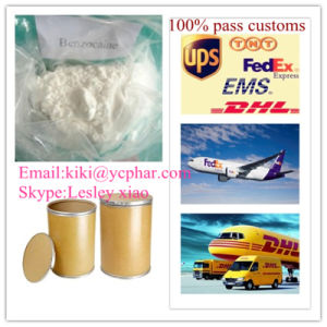 99.5% Local Anesthetic Drug Benzocaine Powder with Safe Shipping 94-09-7 pictures & photos