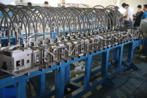T Grid Production Line Cold Roll Forming Machine pictures & photos