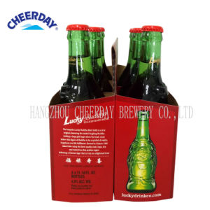 OEM Abv4.8% 330ml Trays Lucky Brand Bottle Beer pictures & photos