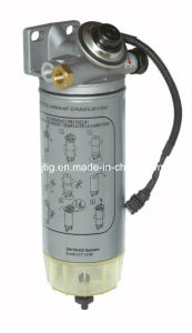 a 000477 13 02/R90-Mer-01 Fuel Filter Assembly with Heater for Mercedes Benz pictures & photos